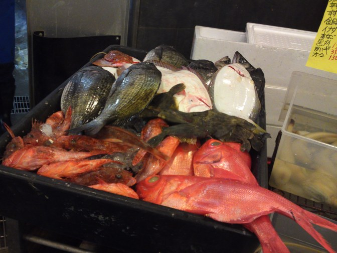 Fish Stocks Preservation & Replenishing in Japan (a research)
